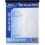 looking for helix grid vellum pad  - outstanding customer care - sku: hlx37999
