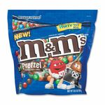 purchase advantus m ms chocolate and pretzel candies - top notch customer service team - sku: avtsn38096