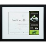 trying to buy some burnes group fsc certified black wooden frame - giant selection - sku: dax1826s3t