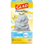 reduced prices on clorox glad odorshield tall kitchen drawstring bag - top rated customer support team - sku: cox78361