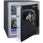 get sentry fire-safe biometric safe - top notch customer care - sku: sendsw3930