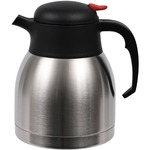 genuine joe double wall stainless vacuum insulated carafe - sku: gjo11955 - large selection
