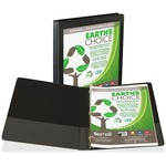 find samsill recyclable insertable vue binders - rapid shipping - sku: sam18910