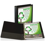 samsill recyclable insertable vue binders - top rated customer care team - sku: sam18930