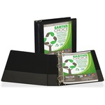wide assortment of samsill recyclable insertable vue binders - wide selection - sku: sam18960