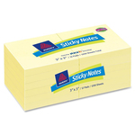 trying to buy some avery yellow pastel sticky notes - quick delivery - sku: ave22633