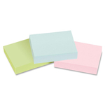 wide assortment of avery recyclable sticky notes adhesive pads - toll-free customer service staff - sku: ave22733