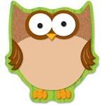 shop for carson full-color owl notepads - excellent customer service staff - sku: cdp151013