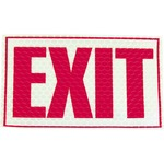 shopping for miller s creek reflective exit sign  - shop here - sku: mle151832