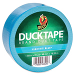 discounted pricing on duck brand electric blue duct tape - us-based customer support team - sku: duc1311000