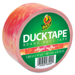 purchase duck brand printed duct tape - super fast shipping - sku: duc1398228rl