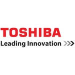 Toshiba Ribbon - Black BX760106AG2