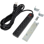Ergotron 6-Outlets Power Strip 97-711