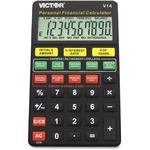 shopping online for victor v14 personal financial calculator  - large inventory - sku: vctv14