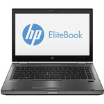 "HP EliteBook 8470w C2H68AW 14"" LED Notebook - Intel - Core i5 i5-3360M 2.8GHz - Gunmetal C2H68AW#ABL"