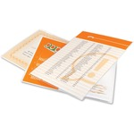 get swingline heatseal 5mil thermal laminating pouches - new lower prices