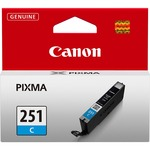 pick up canon cli251bk c gy m y ink cartridges - new lower prices
