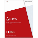 Microsoft Access 2013 32/64-bit - License - 1 PC 077-06368