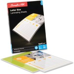 in the market for swingline selfsealing laminating pouches  - top rated customer service - sku: swi3747307