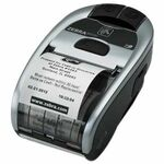 Zebra iMZ220 Direct Thermal Printer - Monochrome - Portable - Receipt Print M2I-0UB00010-00