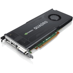 NVIDIA QUADRO K4000 3G DUAL DSPLYPRT 0B47393