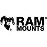 """RAM 1-1/4"""" OD RAIL MOUNT ADPTR WITH BAL RAM-219U"""