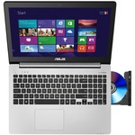 "Asus VivoBook V551LB-DB71T 15.6"" Touchscreen LED Notebook - Intel Core i7 i7-4500U 1.80 GHz - Silver V551LB-DB71T"