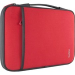 "Belkin Carrying Case (Sleeve) for 11"" Netbook - Red B2B081-C02"