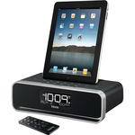 iHome Desktop Clock Radio - Apple Dock Interface - Proprietary Interface iDL91B