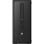 HP EliteDesk Desktop Computer - Intel Core i5 i5-4570 3.20 GHz - Micro Tower E3S83UT#ABC