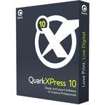 Quark QuarkXPress v.10.0 - Complete Product - 1 User 296000