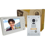 Aiphone JO Series: 7-Inch Touch Button Video Intercom JOS-1F