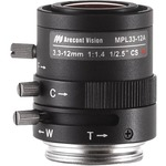 "Arecont Vision 3.3-12mm, �.5"", f/1.4, CS-mount MPL33-12A"
