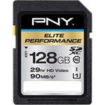 PNY Elite Performance 128 GB Secure Digital Extended Capacity (SDXC) P-SDX128U1H-GE