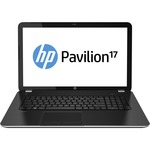 "HP Pavilion 17-e100 17-e122ca 17.3"" LED (BrightView) Notebook - AMD - A-Series A4-5000 1.5GHz - Revolutionary Blue E8C00UA#ABL"