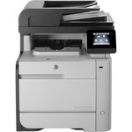 HP LaserJet Pro M476NW Laser Multifunction Printer - Color - Plain Paper Print - Desktop CF385A#BGJ