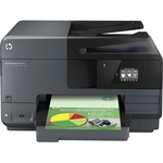 HP Officejet Pro 8610 Inkjet Multifunction Printer - Color - Plain Paper Print A7F64A#B1H
