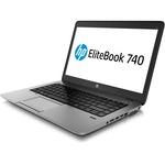 "HP EliteBook 740 G1 14"" LED Notebook - Intel Core i5 i5-4210U 1.70 GHz J8V03UT#ABL"