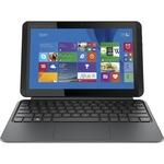 "HP Pavilion x2 10-k000 10-k011ca 32 GB Net-tablet PC - 10.1"" - Wireless LAN - Intel Atom Z3736F 1.33 GHz - Ash Silver, Tiffany Blue K3Q46UA#ABL"