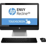 HP ENVY Recline TouchSmart 23-k000 23-k030 All-in-One Computer - Refurbished - Intel Core i5 i5-4570T 2.90 GHz - Desktop H6V04AAR#ABA