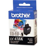 get the lowest prices on brother lc41 series ink cartridges - fast shipping - sku: brtlc41bk