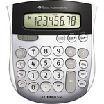 pick up texas inst. angled 8-digit display calculator - extensive selection - sku: texti1795sv