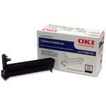 oki data 43381701 2 3 4 laser image drums - sku: oki43381704 - fast  free delivery
