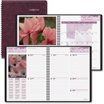 buy at-a-glance weekly monthly floral appointment book - fast shipping - sku: aagg70114