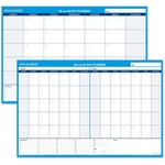 at-a-glance 30 60 day undated horizontal wall planner - great prices - sku: aagpm33328