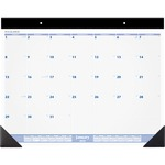 reduced prices on at-a-glance monthly two-color jumbo desk pad - quick delivery - sku: aagsw23000
