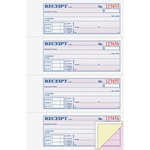 adams carbonless receipt book - sku: abftc1182 - giant selection