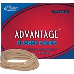 alliance advantage tensile strength rubber bands - sku: all26189 - us-based customer service staff