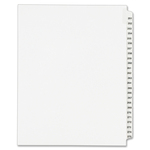 searching for avery collated numerical side tab index dividers  - spend less - sku: ave01340