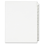 searching for avery collated numerical side tab index dividers  - discount prices - sku: ave01341